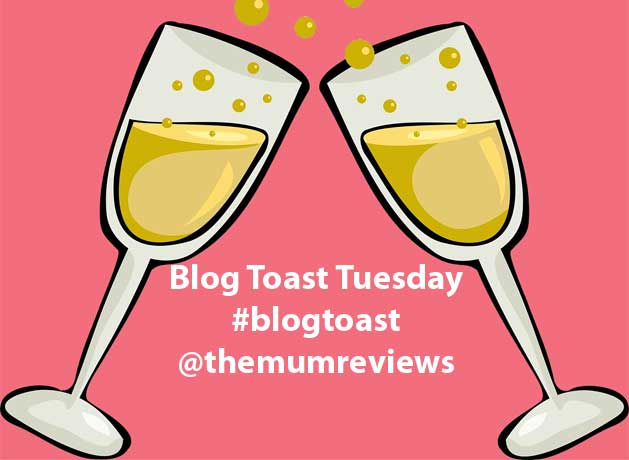 Blog Toast Tuesday: 13 September 2016