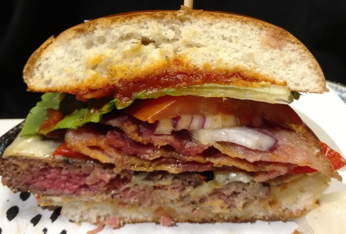 Perfect burgers inSurrey