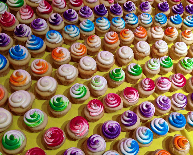 Cupcakes by LilyRose97_CC_Flickr