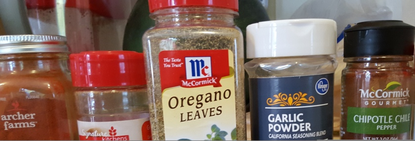 Spices for chilli