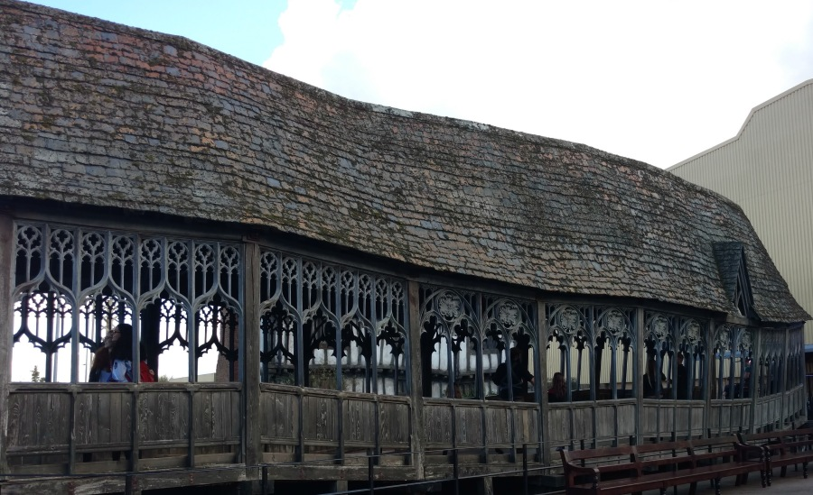 Hogwart's Bridge