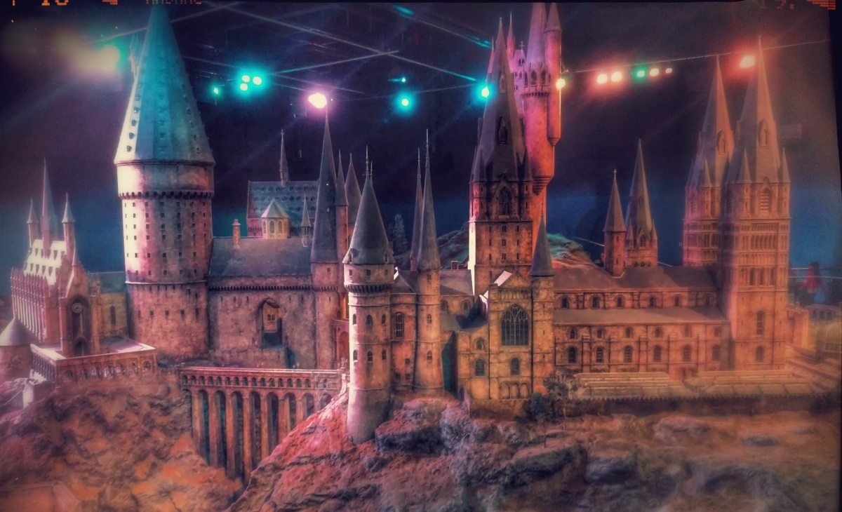 The Harry Potter Studios are even better than I thought