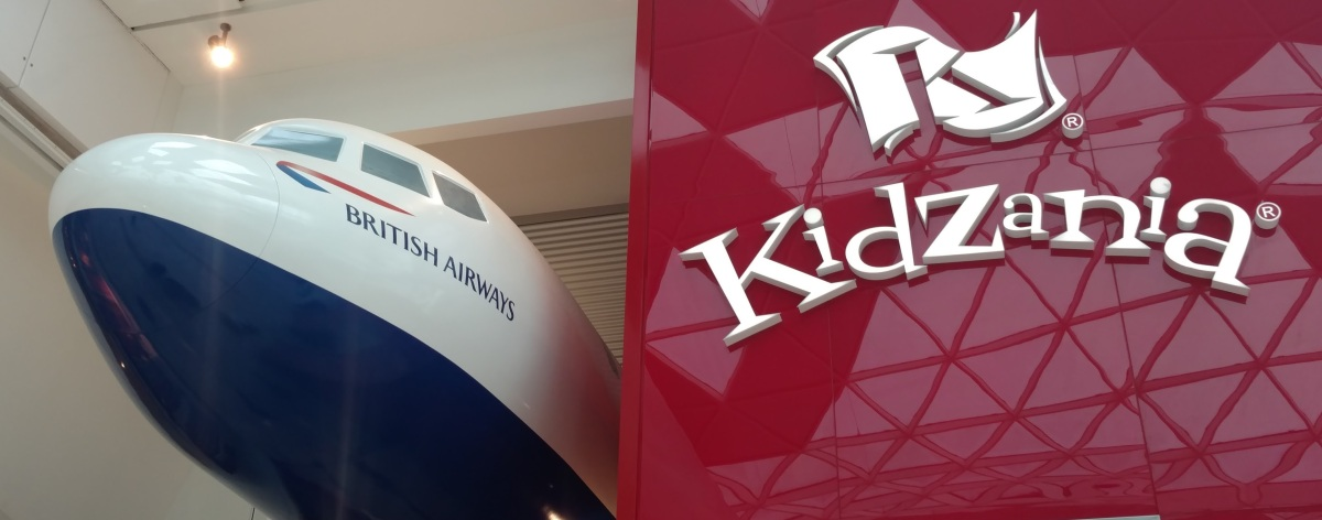 Kidzania London: Great educational fun for kids
