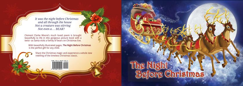 The Night Before Christmas Book Covers.jpg