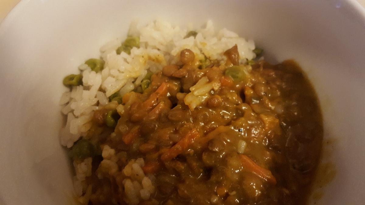 Roasted Sweet Potato and Lentil Curryrecipe