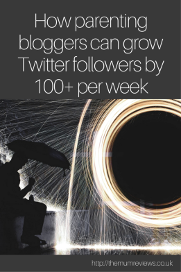 How parenting bloggers can grow Twitter followers by 100+ per week