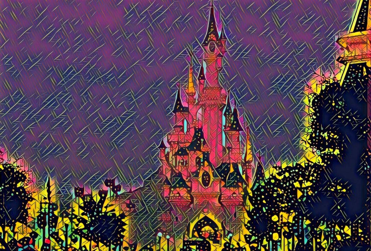 Tips for enjoying Disneyland Paris with smallchildren