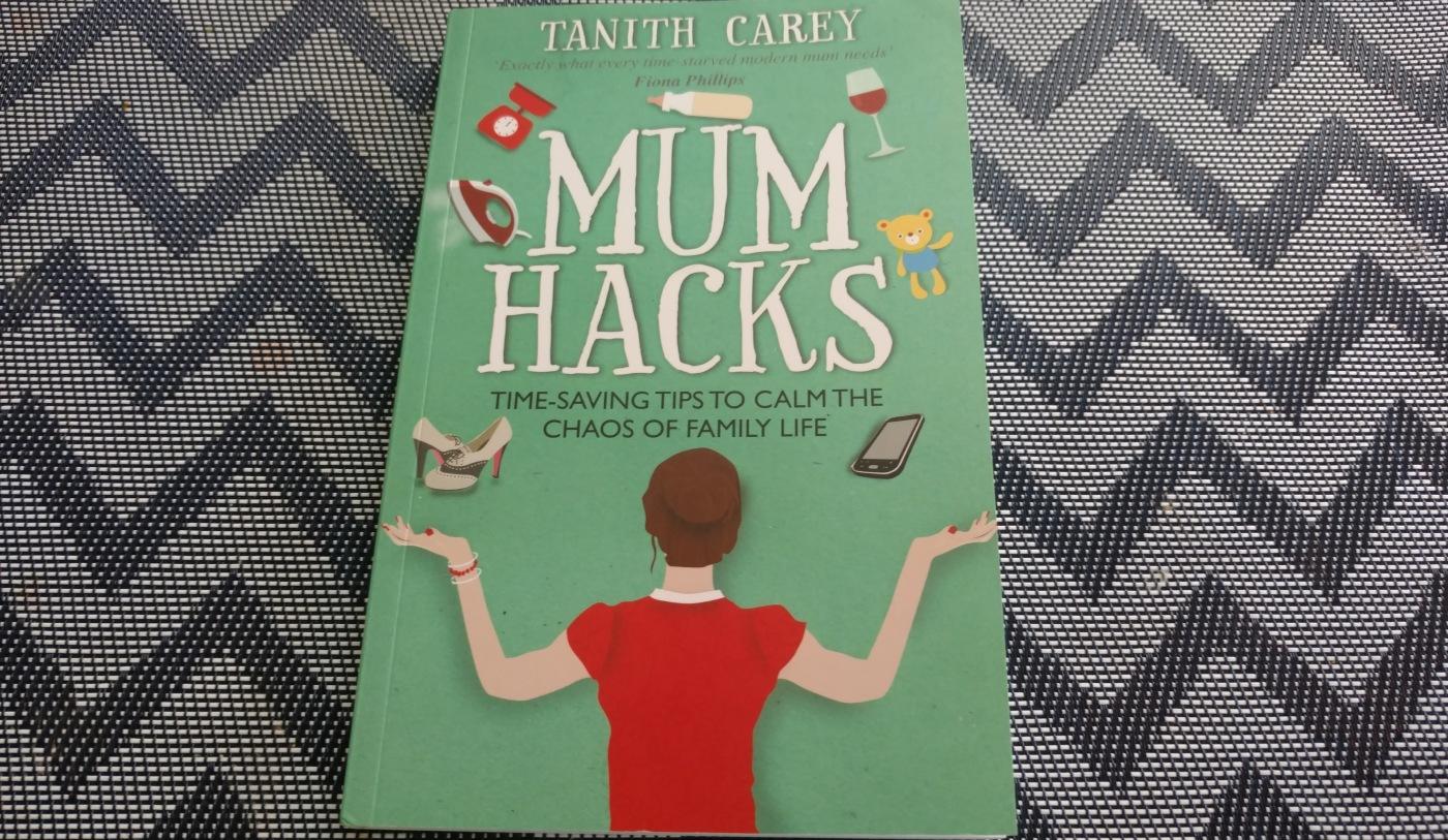 Mum hacks book image