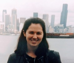 Nicole in Seattle 2001