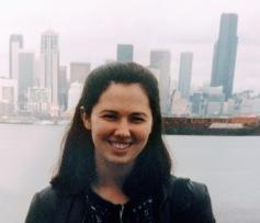 Nicole in Seattle 2001